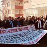 Maraş Katliamında katledilenler ölümlerinin 41. yılında anıldı